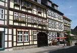 Hôtel Wernigerode - Hotel & Restaurant Zur Tanne-1