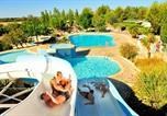 Camping avec Parc aquatique / toboggans Aigues Mortes - Capfun - Camping Fleur de Camargue-1