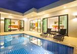Villages vacances ฉลอง - Katerina Pool Villa Resort Phuket-2