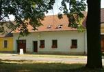 Location vacances Telč - Penzion Podolská-4