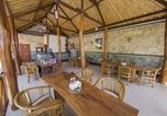Hôtel Kubu - Puri Kembar Dive Resort-1