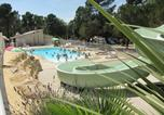 Camping Camping Les Truffieres - Camping La Pinède en Provence-1
