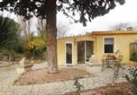 Location vacances Boujan-sur-Libron - Holiday Home Béziers with Fireplace 05-1