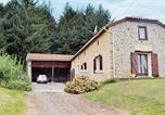 Location vacances Luby-Betmont - Holiday home Burg Ab-1193-1