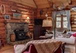 Location vacances Redmond - Tollgate Log Cabin-1