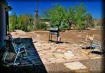 Location vacances Bluff - Clayborn Cabin-3
