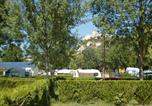 Camping avec Quartiers VIP / Premium Deauville - Flower Camping l'Ile des Trois Rois-3