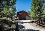 Location vacances Ruidoso - Trayne's Best Bet Four-bedroom Holiday Home-2