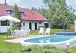 Location vacances Dubovice - Holiday Home Tvrzimy with Sauna Vii-1