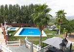 Hôtel Iznájar - Hotel El Mirador de Rute-2