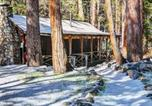 Location vacances Idyllwild - Twin Tree Lodge-1
