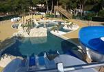 Camping avec Parc aquatique / toboggans Canet-en-Roussillon - Camping Le Sainte Marie-1