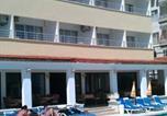 Hôtel Altınkum - Hotel Altunakar Ii Calipso