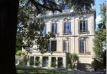Hôtel Rochemaure - Villa Magnolia Parc-2