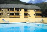 Location vacances Bagnères-de-Luchon - Residence Lagrange Vacances Les Pics d'Aran