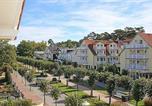 Location vacances Baabe - Haus Nicolai - Ferienwohnung mit Balkon-3