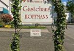 Hôtel Piesport - Gästehaus Hoffmann-4