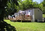 Camping avec WIFI Capvern - Camping La Vacance Pène Blanche-3