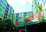 Location vacances Bang Kapi - G Style Condo-4