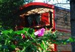 Hôtel Gizeux - Gypsy Nature B&B-1