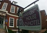 Hôtel Holbeach - The Mansion House Hotel