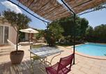 Location vacances Poulx - Holiday home Poulx Iii-1