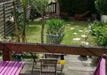 Location vacances Epinay-sur-Seine - Maison Avec Jardin Paris -Enghien-3