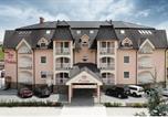 Hôtel Dunajská Streda - Spa & Wellness Hotel Orchidea-4