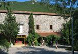 Camping  Acceptant les animaux Gard - Camping Isis en Cévennes-3