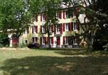 Location vacances Montgaillard-Lauragais - Holiday Home Chateau De Lavail La Bastide D Anjou-2