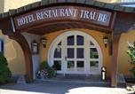 Hôtel Dornhan - Hotel Traube Lossburg-3