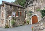 Location vacances La Bastide-Solages - House Curvalle-4