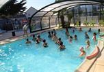 Camping avec Quartiers VIP / Premium Plouharnel - Domaine du Pont Mahé-2