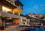 Location vacances Cabo San Lucas - Villa Sebastian Villa-3