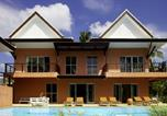 Villages vacances Khlong Prasong - Breda Beach Villa-3