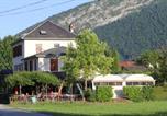 Hôtel Duingt - Les Tilleuls-2