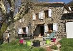 Location vacances Berzème - Belle et grande maison ardechoise-2