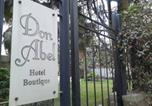 Hôtel San Miguel de Tucumán - Hotel Boutique Don Abel-2