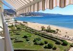 Location vacances Bord de mer de Bormes-les-Mimosas - Apartment La galiote-2