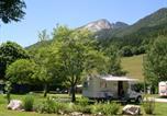 Camping  Acceptant les animaux Isère - Camping Sites et Paysages de Martinière-2