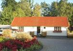 Location vacances Commune de Ronneby - One-Bedroom Holiday home in Ronneby-1