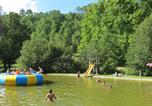 Camping avec Parc aquatique / toboggans Rives - Le Moulin de David-2