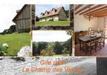Location vacances Le Val-Saint-Père - Le Champ des Vignes-1
