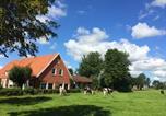Location vacances Rhauderfehn - Ostfriesland Ferienvilla-1