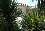 Hôtel Bagnols-sur-Cèze - Villa Thebaïde Chambres d'hôtes-2