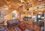 Location vacances Gatlinburg - Mountain Dreams - Five Bedroom Home-4