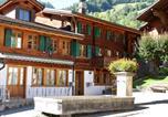 Location vacances Château-d'Oex - Apartment Rossinière 1-3