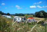 Camping avec Site nature Dol de Bretagne - Camping Le Frêche à l'Âne-1