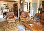 Location vacances Mazeyrolles - Holiday Home Mazeyrolles with a Fireplace 06-4