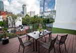 Hôtel Miguel Hidalgo - Suites Lerma 205-3
